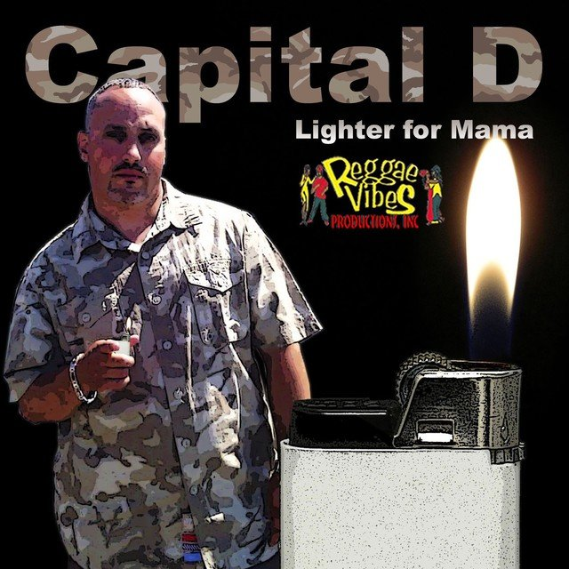 Lighter For Mama - Single