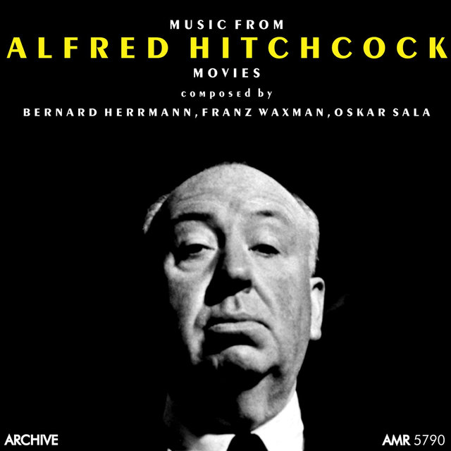 Music from Alfred Hitchcock Movies