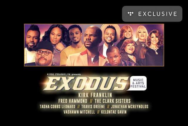 Just For Me (Live at Exodus: Music & Arts Festival)