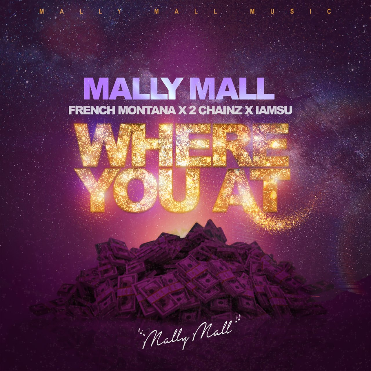 Where You At (feat. French Montana, 2 Chainz & Iamsu!)