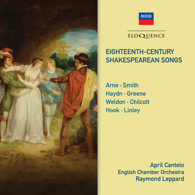 Eighteenth Century Shakespearean Songs