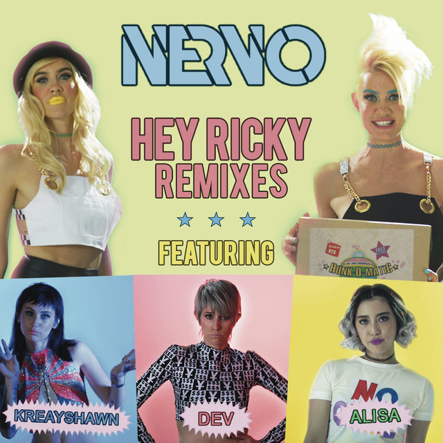 Hey Ricky (Remixes)