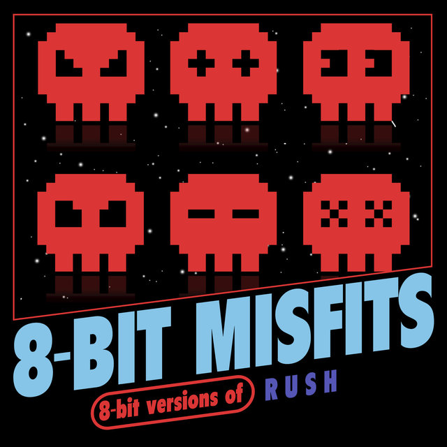 8-Bit Versions of Rush