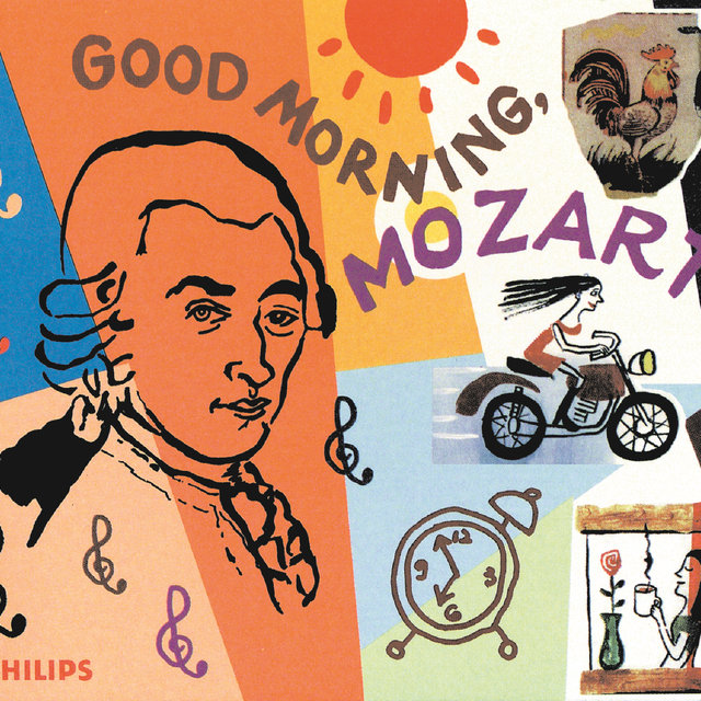 Mozart For The Morning Commute - A Lively Bit Of Traveling Music