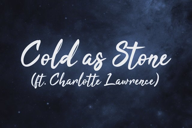 Cold as Stone (Lyric Video)