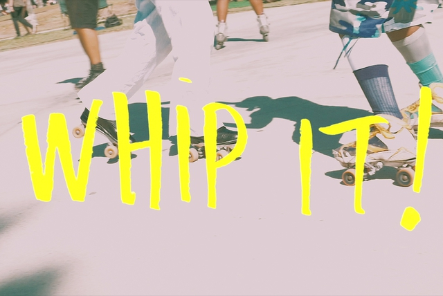 Whip It! (Lyric Video)