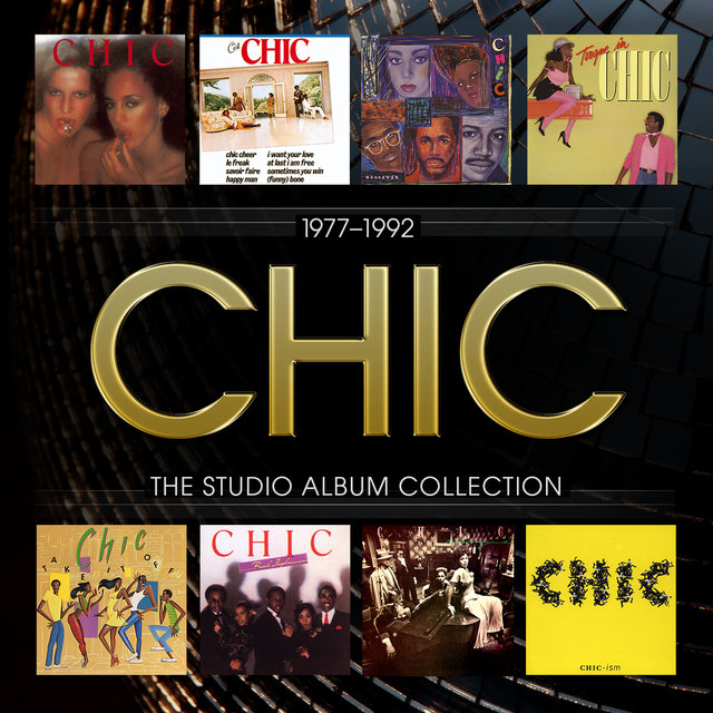 The Studio Album Collection 1977-1992