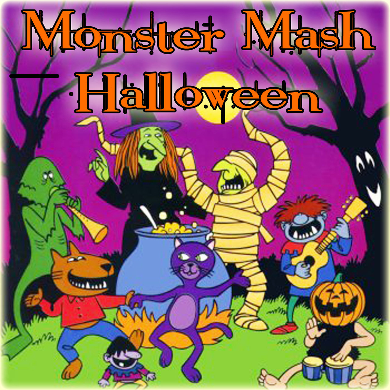 tidal: listen to monster mash halloween on tidal
