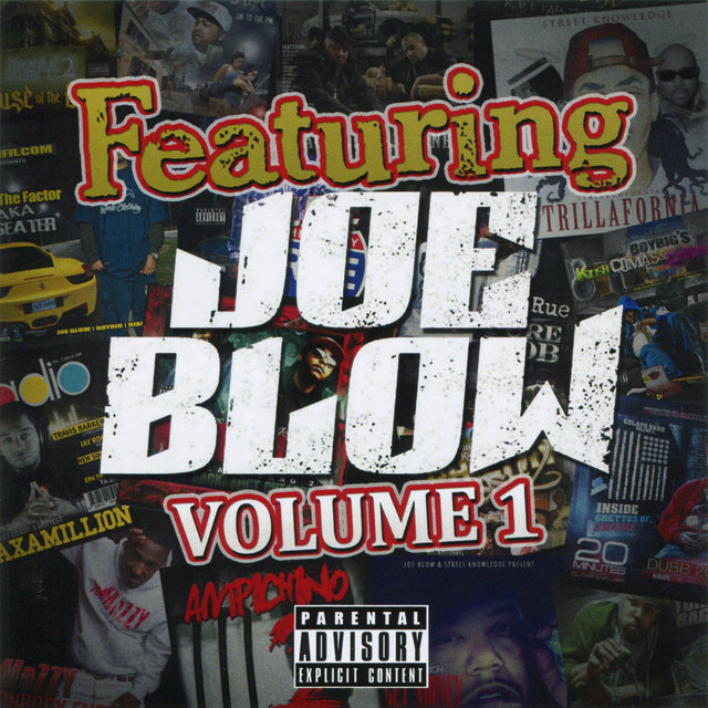 Featuring Joe Blow, Vol. 1