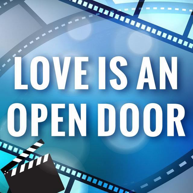 download love is an open door kristen bell