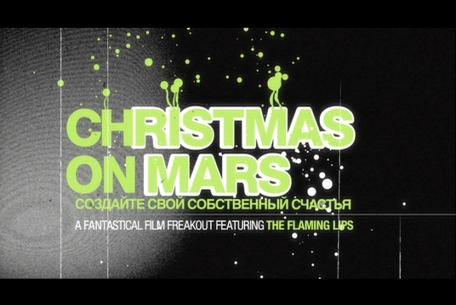 Christmas On Mars Trailer (Video)