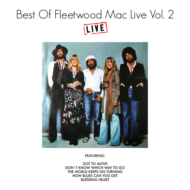 Best of Fleetwood Mac Live Vol. 2