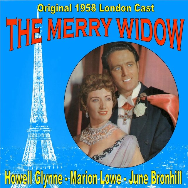 The Merry Widow: Original 1958 London Cast with June Bronhill