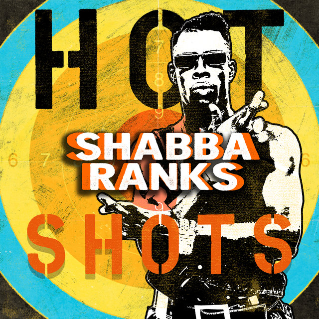 Shabba Ranks - Dancehall Hot Shots