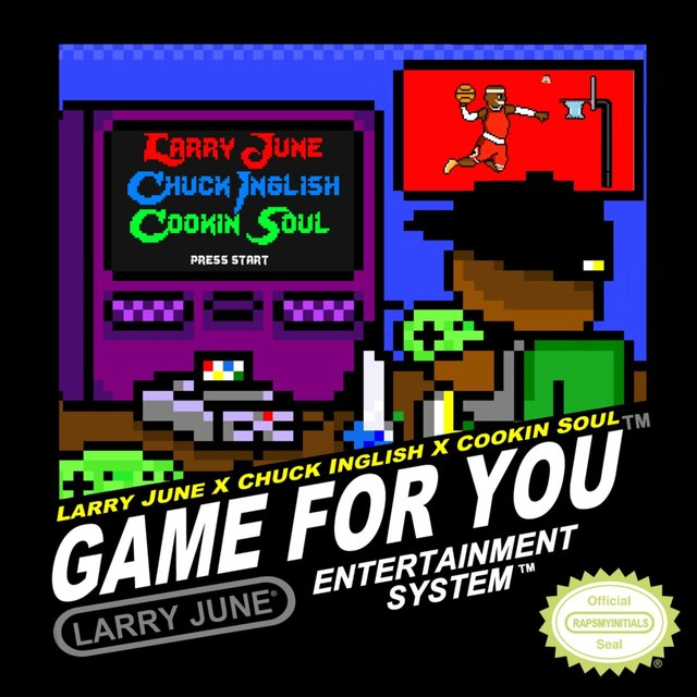 Game for You (feat. Chuck Inglish)