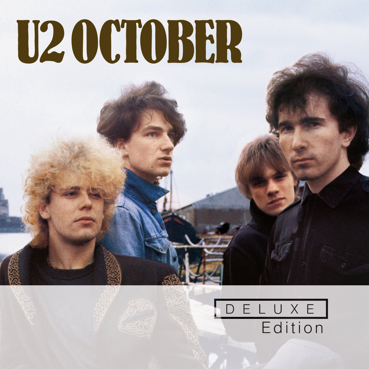 October (Remastered Deluxe Edition)