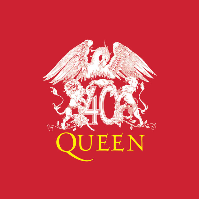 Queen 40 Limited Edition Collector's Box Set Vol. 3