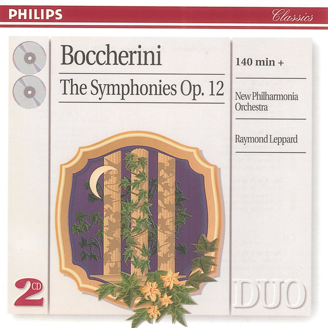 Boccherini: The 6 Symphonies, Op.12