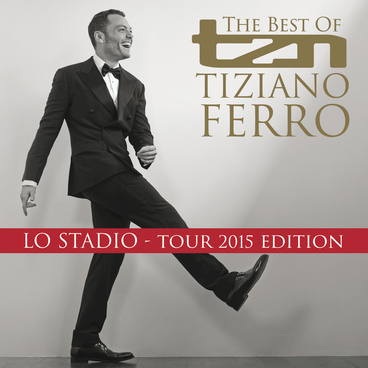 TZN -The Best Of Tiziano Ferro (Lo Stadio Tour 2015 Edition)