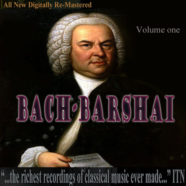 Barshai - Bach  Volume One