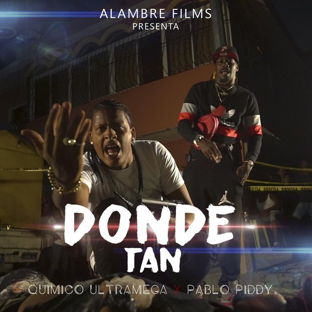 Donde Tan (feat. Pablo Piddy)
