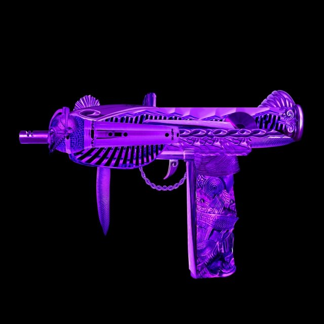 My Uzi (feat. Big K.R.I.T. & DJ Michael Watts) [Swishahouse Remix] - Single