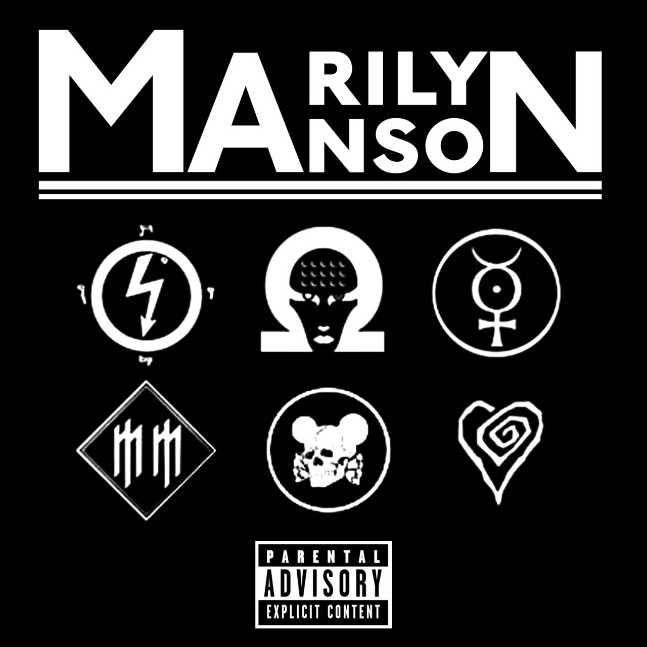 Tidal listen to the best of marilyn manson vol 2 on tidal the marilyn manson collection buycottarizona Images