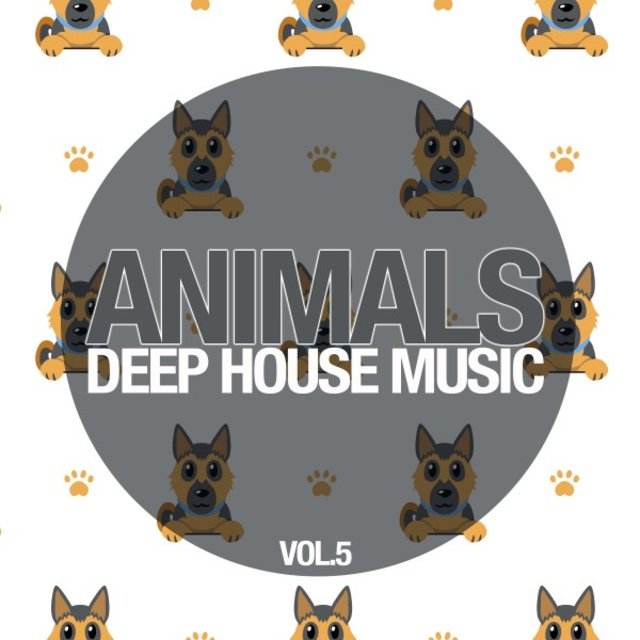 Animals Deep House Music, Vol. 5
