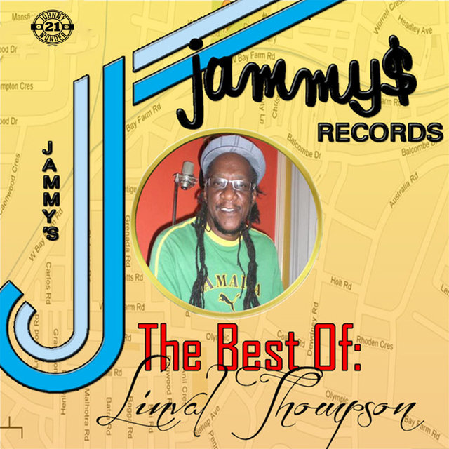 King Jammys Presents: The Best of Linval Thompson