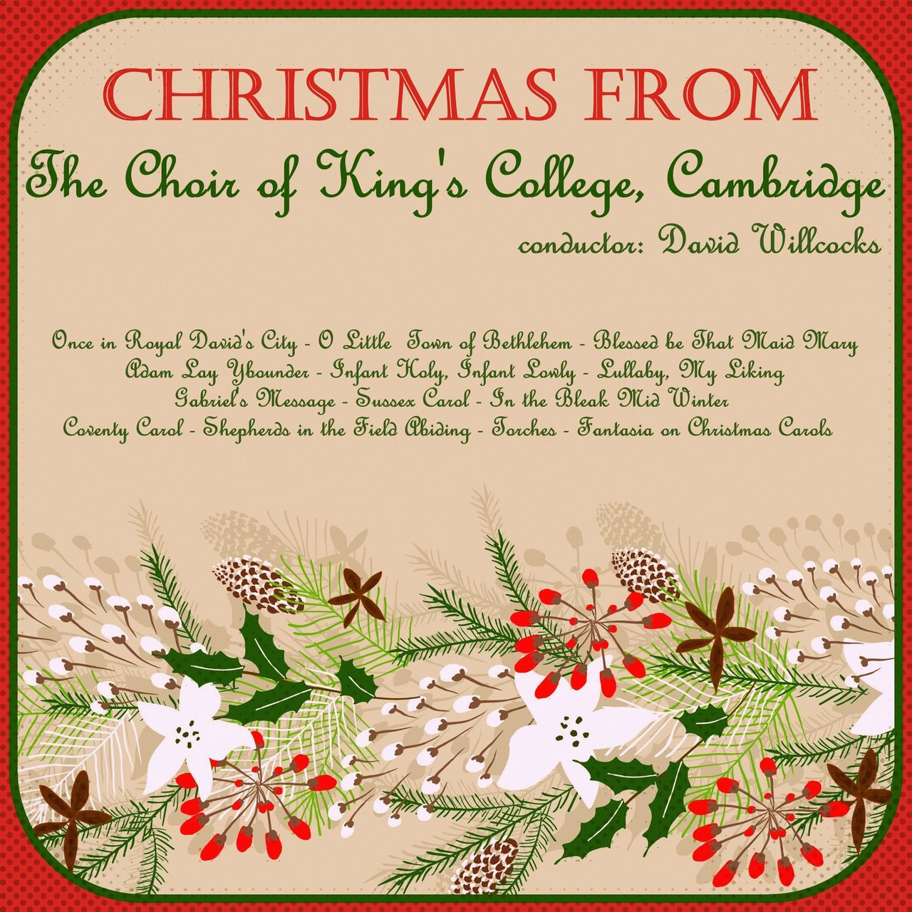 TIDAL: Listen to The Choir Of King\'s College, Cambridge on TIDAL
