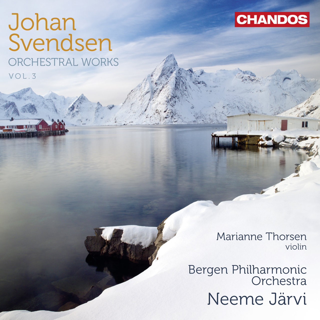 Svendsen: Orchestral Works, Vol. 3