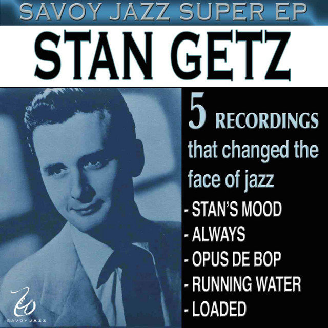 Savoy Jazz Super EP: Stan Getz