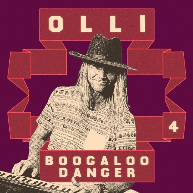 Boogaloo Danger, Vol. 4