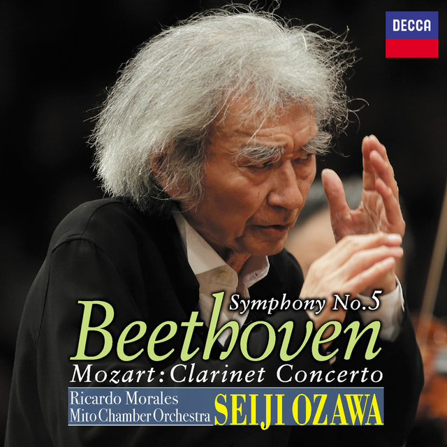 Beethoven: Symphony No.5, Mozart: Clarinet Concerto (Live At Concert Hall, Art Tower Mito / 2016)