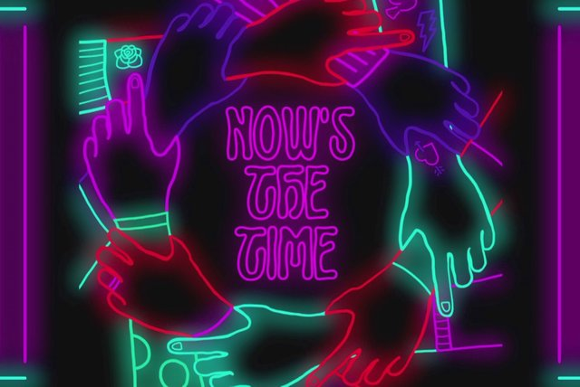 Now's The Time (Official Lyric Video)