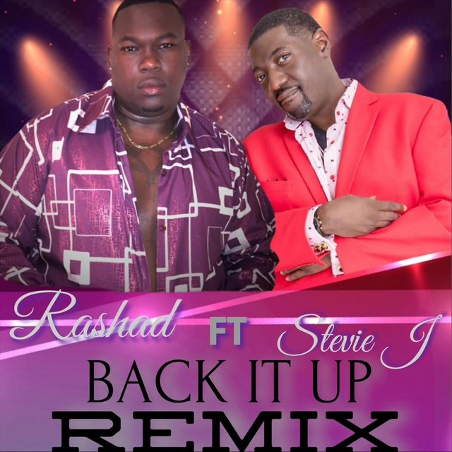 Back It Up (Remix) [feat. Stevie J]
