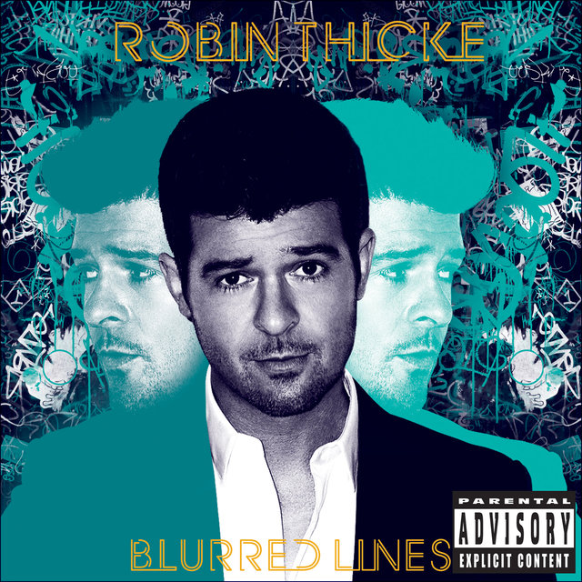Blurred Lines (Deluxe Bonus Track Version)
