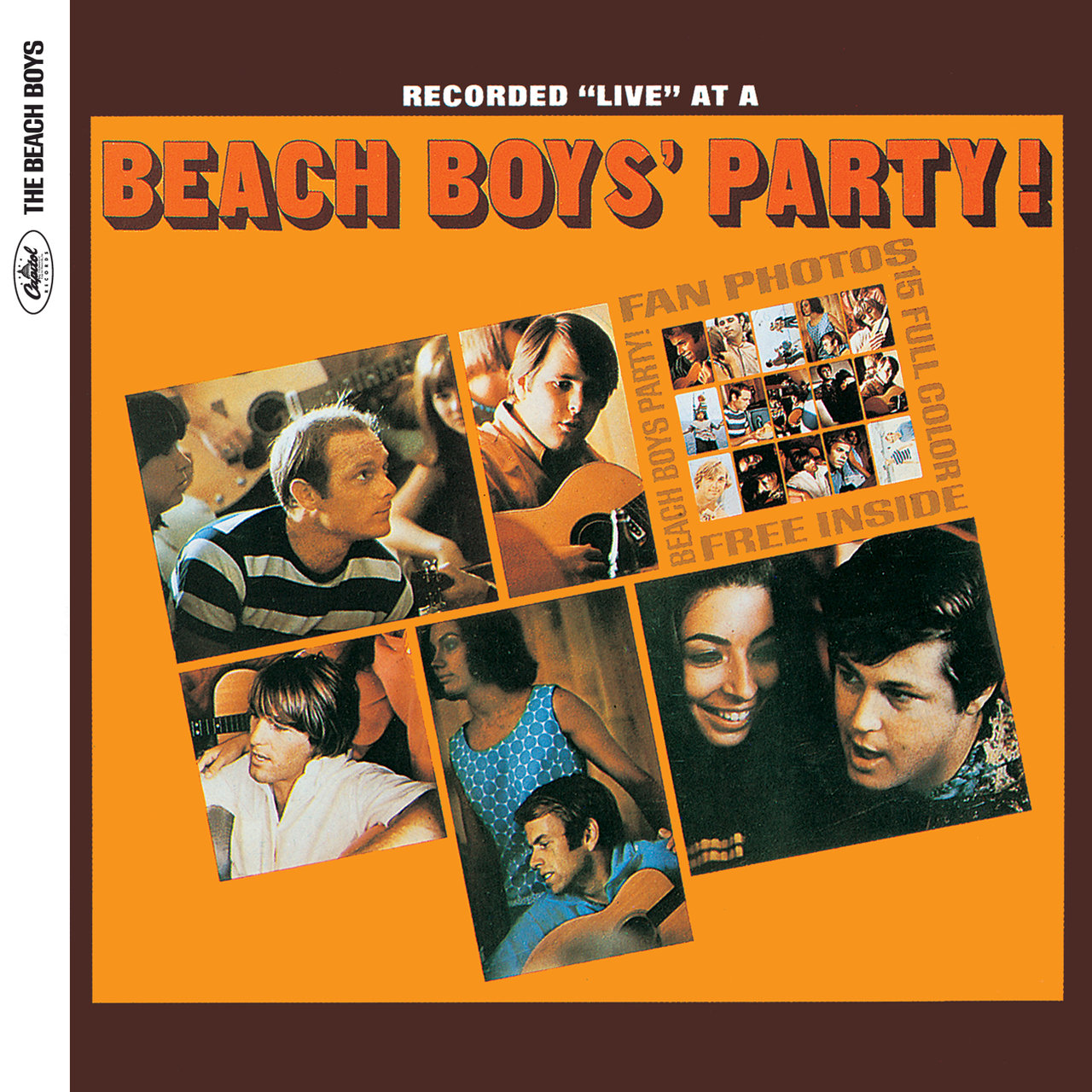 Beach Boys' Party! (Mono & Stereo)