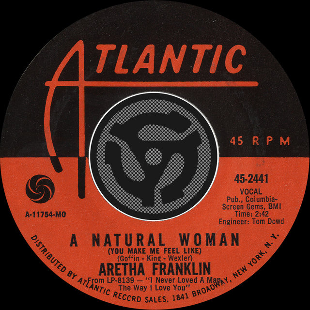 (You Make Me Feel Like) A Natural Woman / Baby, Baby, Baby [Digital 45]