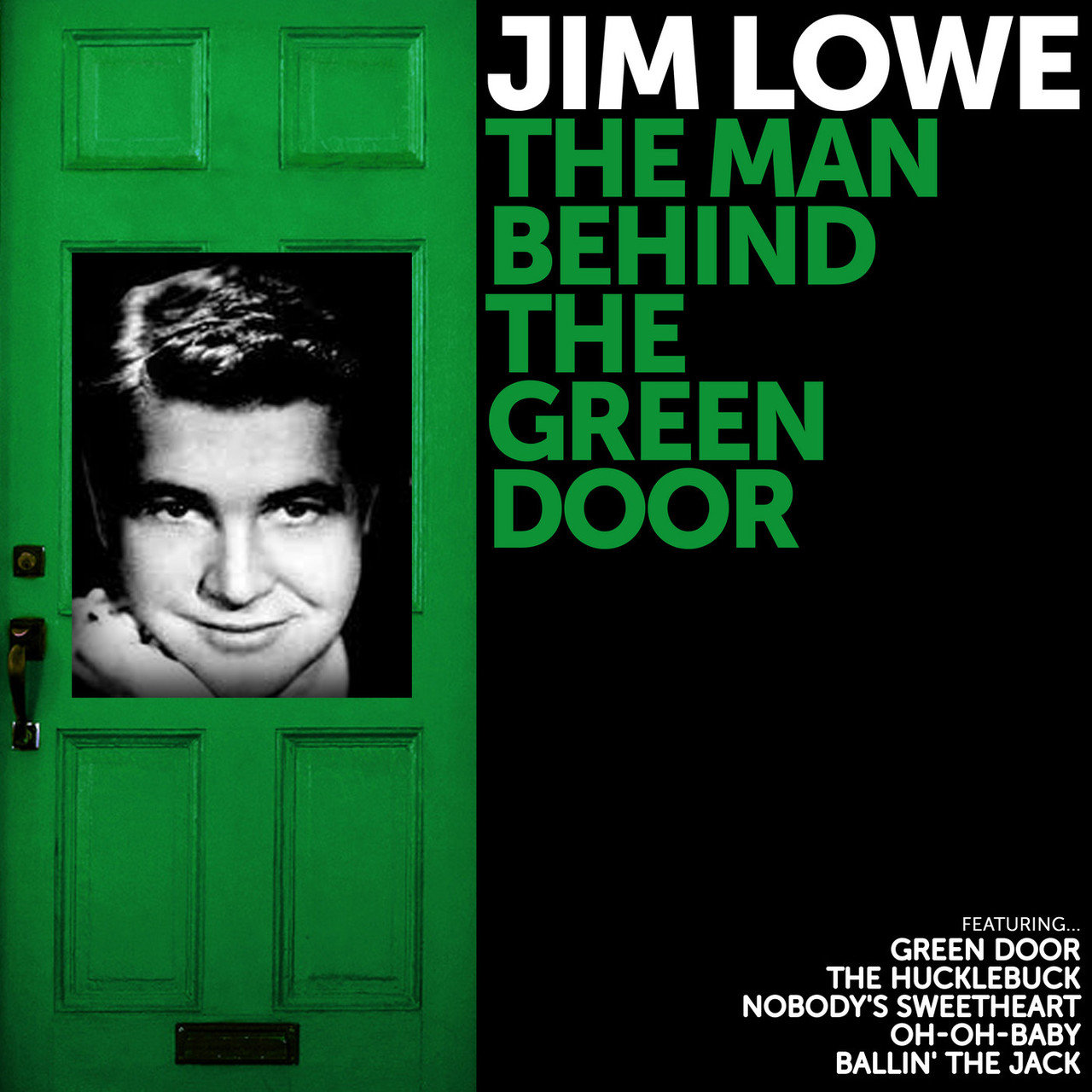 Behind The Green Door Pics jim lowe: the man behind the green doorjim lowe on tidal