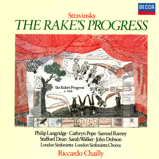 Stravinsky: The Rake's Progress