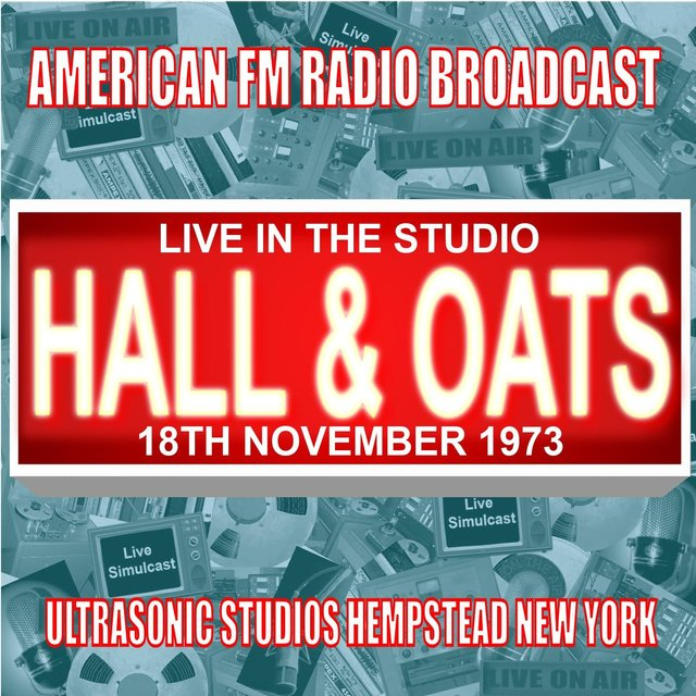 Live In The Studio - Ultrasonic Studios Hempstead NY 1973
