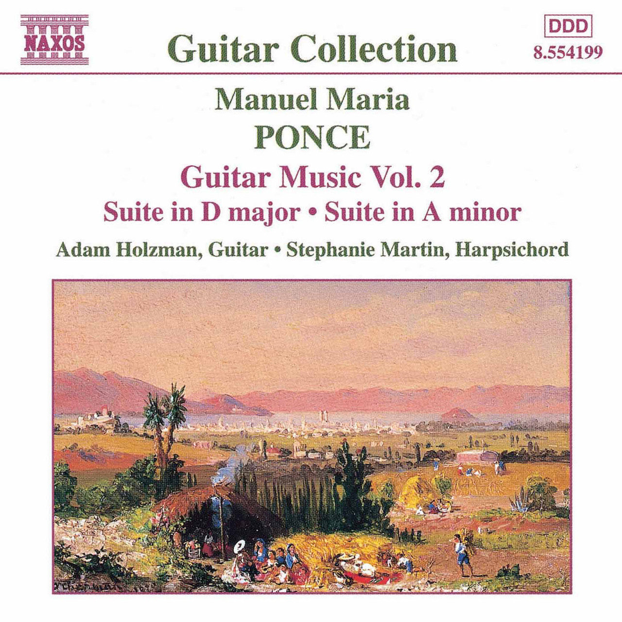 Ponce: Guitar Music, Vol.  2