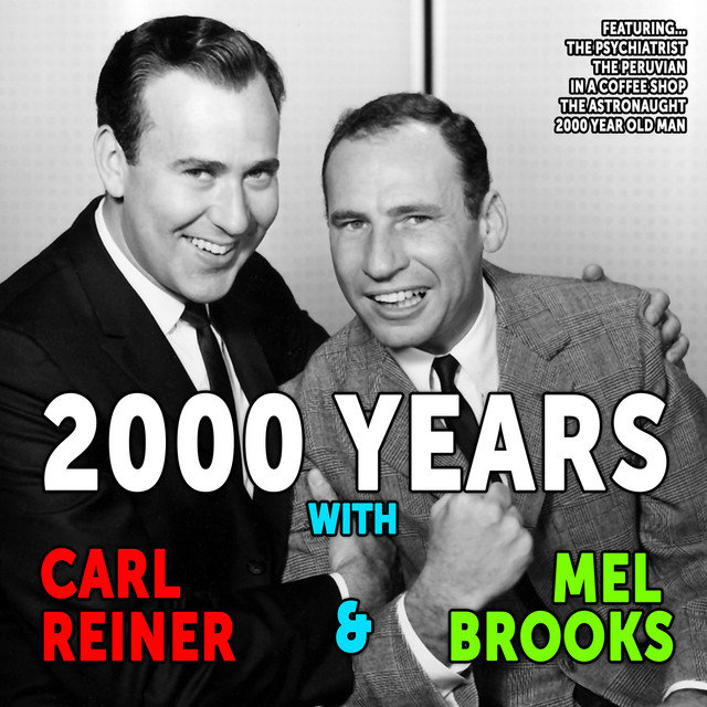 2000 Years With Carl Reiner and Mel Brooks
