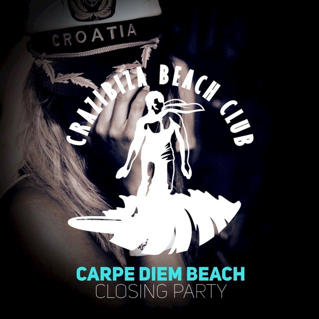Crazibiza Beach Club: Carpe Diem Beach Closing Party