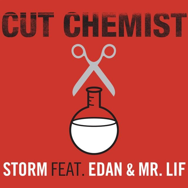 Storm (feat. Edan And Mr. Lif)