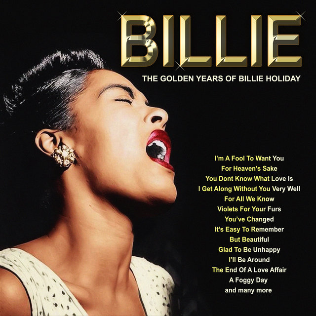 Billie - The Golden Years Of Billie Holiday