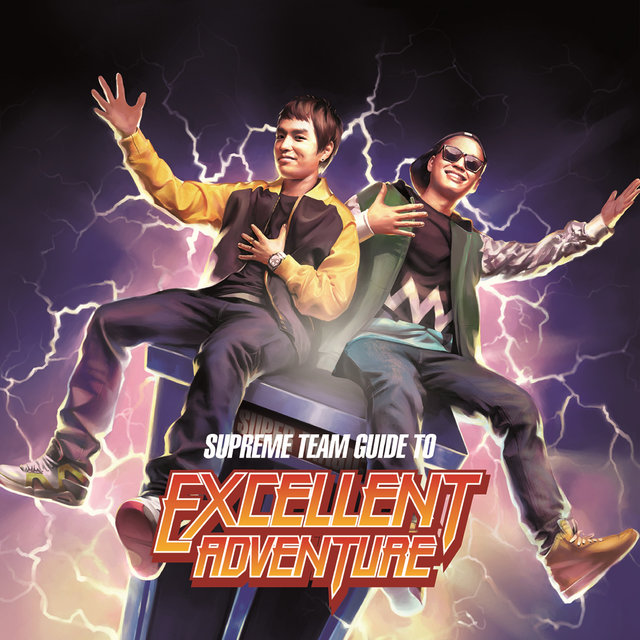 Supreme Team Guide to Excellent Adventure