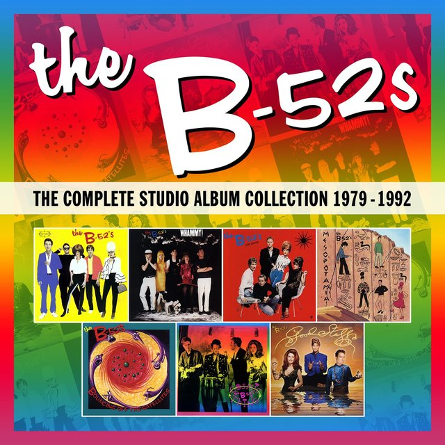The Complete Studio Album Collection 1979 - 1992