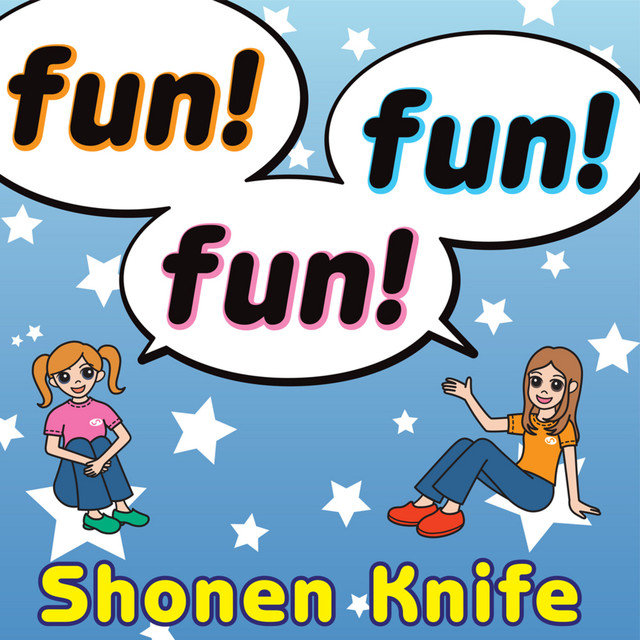 Fun! Fun! Fun! (English Version)